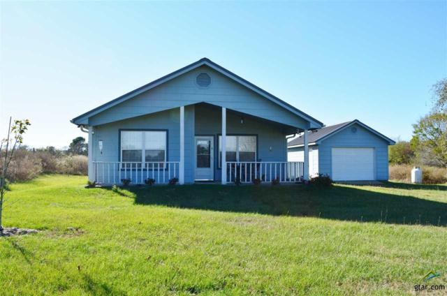 1381 County Road 1905, Jacksonville, TX 75766 (MLS #10088629) :: The Rose City Team