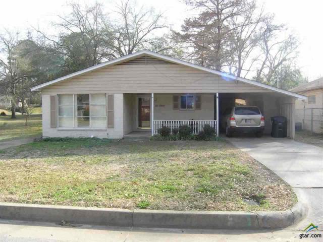 611 E Lake St., Tyler, TX 75701 (MLS #10088772) :: The Rose City Team
