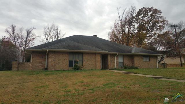 510 Rosewood, Mt Pleasant, TX 75455 (MLS #10089034) :: RE/MAX Professionals - The Burks Team