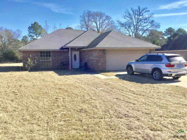 156 Cr 238, Tyler, TX 75705 (MLS #10089142) :: The Rose City Team