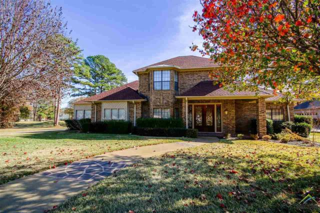 7011 Hollytree Cir., Tyler, TX 75703 (MLS #10089209) :: The Rose City Team