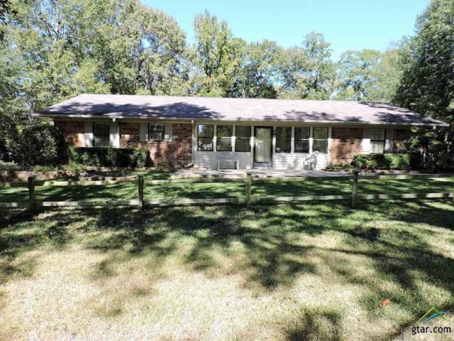 199 Craven Dr, Kilgore, TX 75662 (MLS #10089226) :: RE/MAX Professionals - The Burks Team
