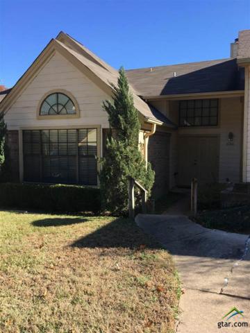 5786 Golden Oaks Drive, Tyler, TX 75703 (MLS #10089233) :: RE/MAX Professionals - The Burks Team