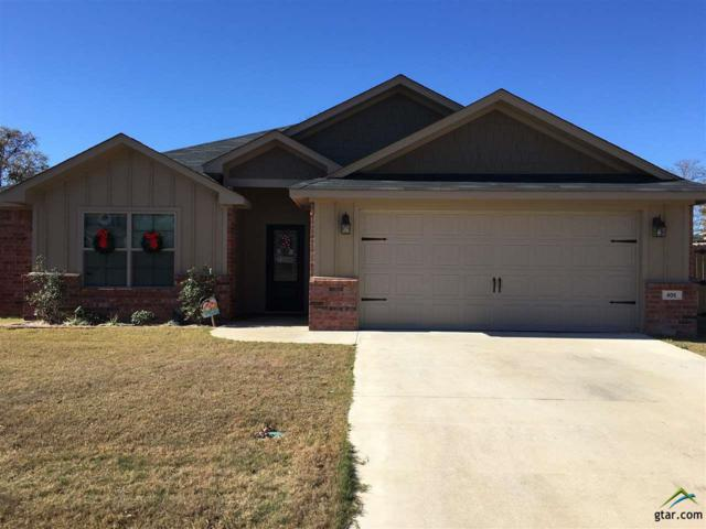 406 Noah Lane, Lindale, TX 75771 (MLS #10089269) :: RE/MAX Impact