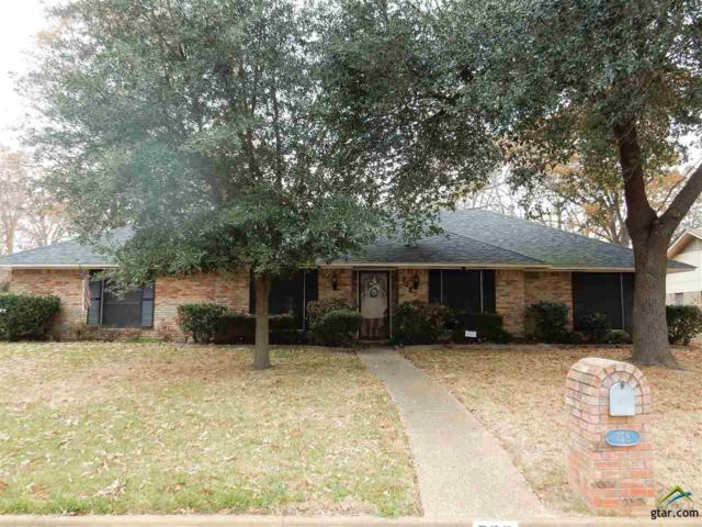 728 Oxford Dr., Tyler, TX 75703 (MLS #10089278) :: RE/MAX Impact