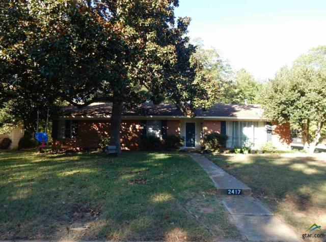 2417 Oak Crest, Tyler, TX 75701 (MLS #10089284) :: RE/MAX Impact