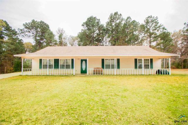 267 Wildflower Hill Rd., Kilgore, TX 75662 (MLS #10089337) :: RE/MAX Professionals - The Burks Team