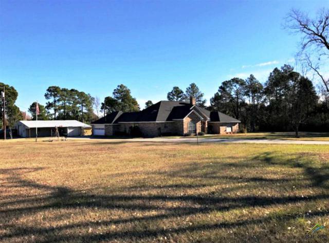 1115 Choctaw St., Mt Pleasant, TX 75455 (MLS #10089687) :: RE/MAX Professionals - The Burks Team