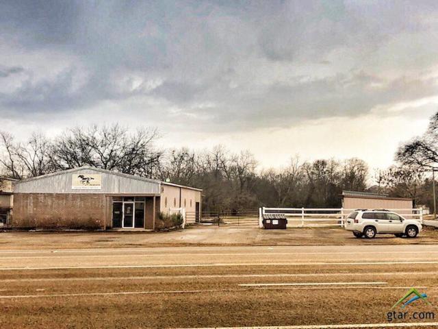 206 N Greer, Pittsburg, TX 75686 (MLS #10089894) :: The Wampler Wolf Team