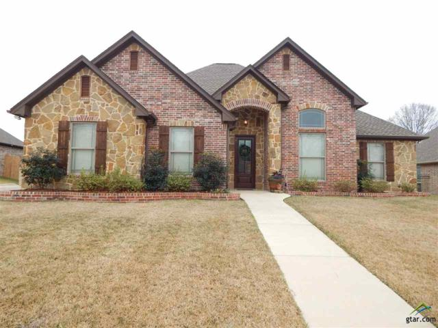 4031 Chapel Quarters, Tyler, TX 75707 (MLS #10089938) :: RE/MAX Professionals - The Burks Team