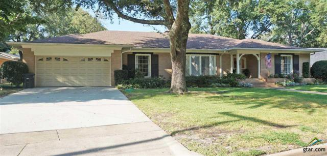2006 Sterling Dr., Tyler, TX 75701 (MLS #10089944) :: RE/MAX Professionals - The Burks Team