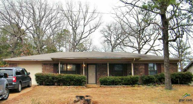 10549 Rolling Pines Dr, Tyler, TX 75707 (MLS #10090119) :: RE/MAX Professionals - The Burks Team