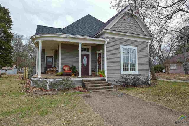 300 E Carnegie Street N, Winnsboro, TX 75494 (MLS #10090138) :: The Wampler Wolf Team