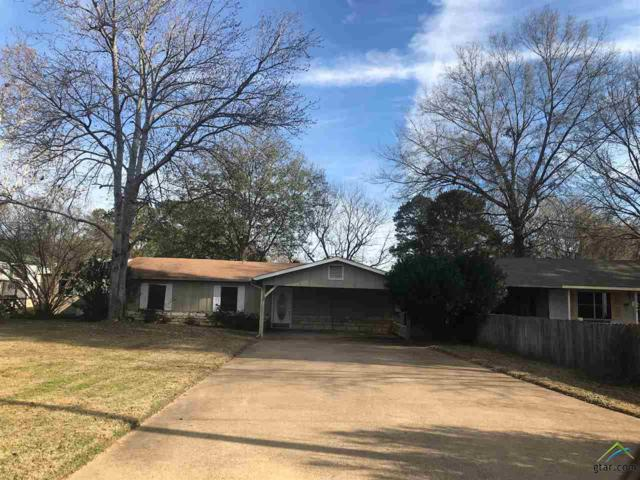 22055 Big Oak Dr, Flint, TX 75762 (MLS #10090372) :: The Wampler Wolf Team