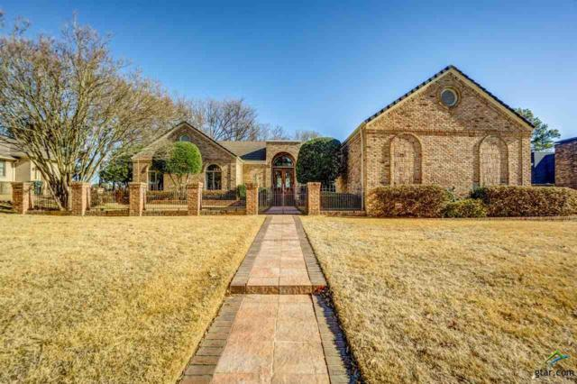 1605 Woodlands Dr, Tyler, TX 75703 (MLS #10090468) :: The Rose City Team