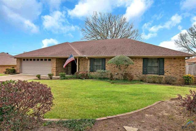 2904 Crossroads Dr., Longview, TX 75605 (MLS #10090471) :: RE/MAX Professionals - The Burks Team