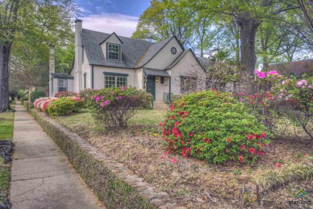1421 S College, Tyler, TX 75701 (MLS #10090513) :: The Rose City Team