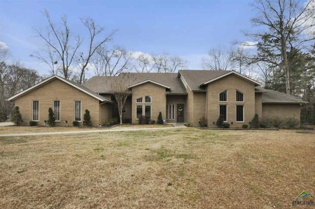 1985 Hollystone Dr, Tyler, TX 75703 (MLS #10090840) :: RE/MAX Professionals - The Burks Team