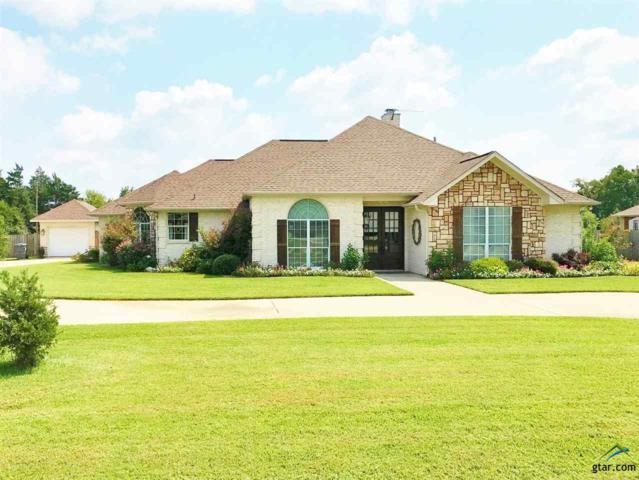 15 County Road 1130, Mt Pleasant, TX 75455 (MLS #10090849) :: RE/MAX Professionals - The Burks Team