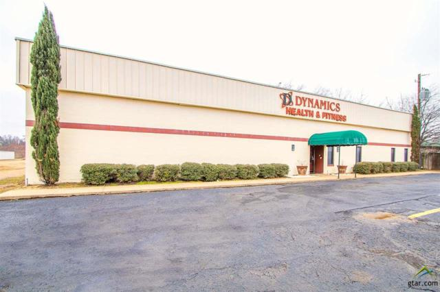 1407 N Jefferson Ave, Mt Pleasant, TX 75455 (MLS #10090975) :: RE/MAX Professionals - The Burks Team