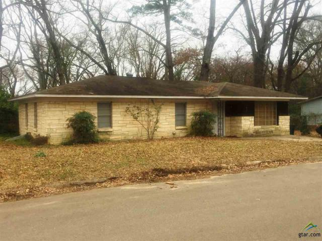 801 Hickory, Hughes Springs, TX 75656 (MLS #10090990) :: RE/MAX Professionals - The Burks Team