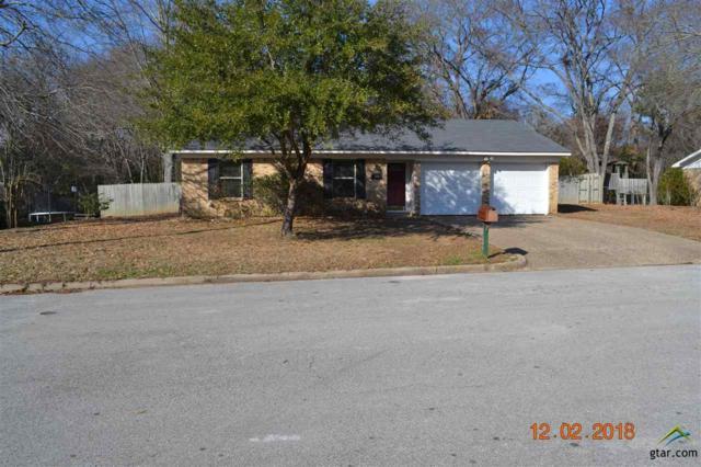 1106 Angie St, Whitehouse, TX 75791 (MLS #10091187) :: The Rose City Team
