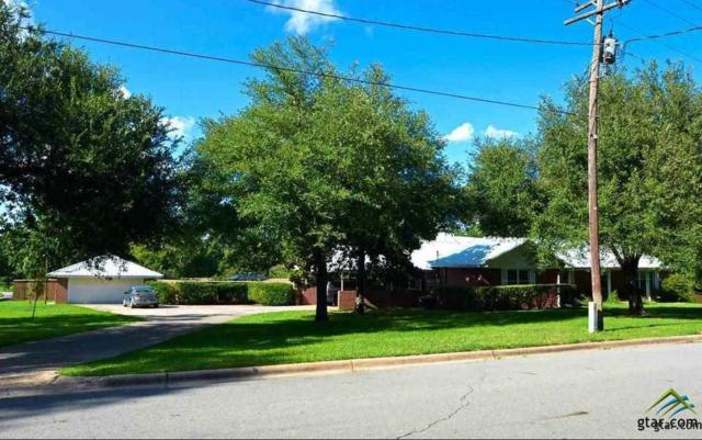 303 Park Drive, Mt Pleasant, TX 75455 (MLS #10091202) :: RE/MAX Professionals - The Burks Team