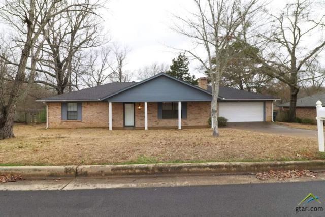 16826 Overland Stage Dr., Tyler, TX 75703 (MLS #10091246) :: RE/MAX Professionals - The Burks Team