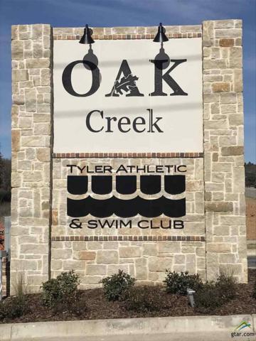2546 Barton Creek Circle, Tyler, TX 75703 (MLS #10091299) :: RE/MAX Professionals - The Burks Team
