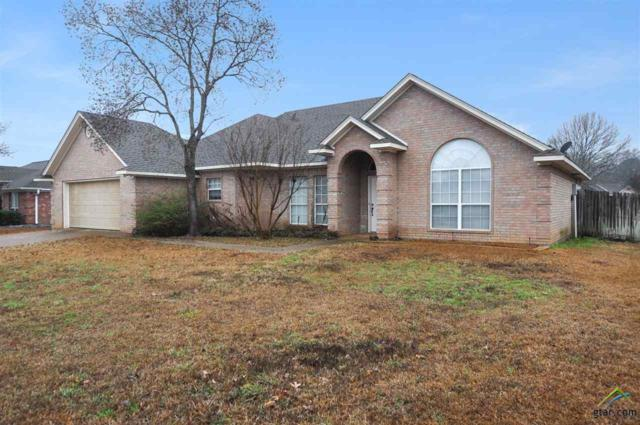 105 Bluebird St, Whitehouse, TX 75791 (MLS #10091325) :: The Rose City Team
