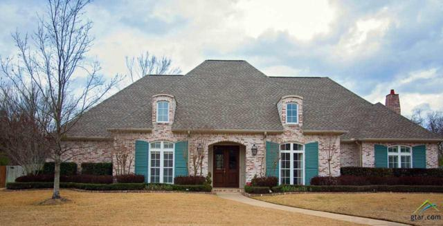 1403 Coldwater, Tyler, TX 75703 (MLS #10091331) :: The Rose City Team