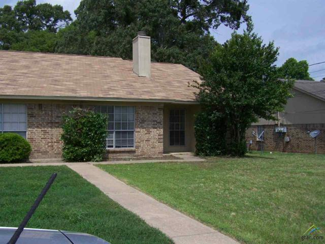 8310 El Cerrito, Tyler, TX 75703 (MLS #10091876) :: The Wampler Wolf Team