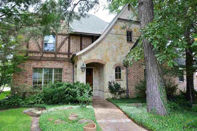 4546 Triggs Trace, Tyler, TX 75709 (MLS #10092346) :: The Wampler Wolf Team