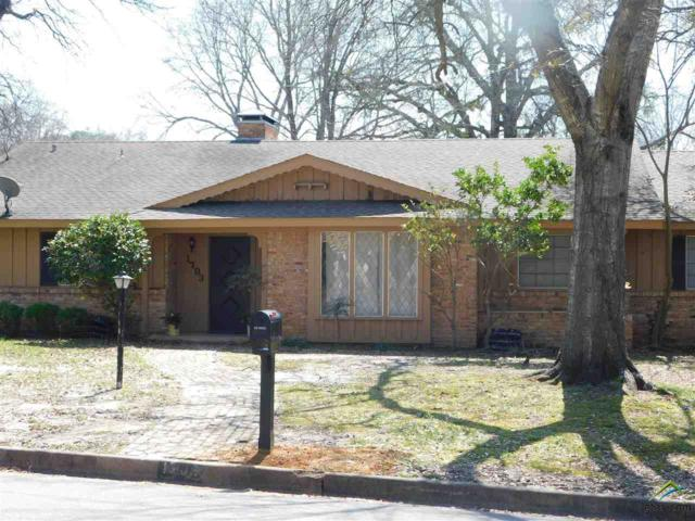 1703 Sequoia  Dr, Tyler, TX 75703 (MLS #10092381) :: RE/MAX Impact