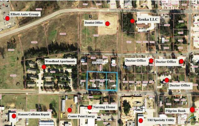 402,404,406 W 17th Street, Mt Pleasant, TX 75455 (MLS #10092987) :: RE/MAX Impact