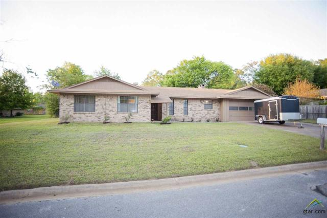 304 W Kingsway, Overton, TX 75684 (MLS #10093328) :: RE/MAX Professionals - The Burks Team