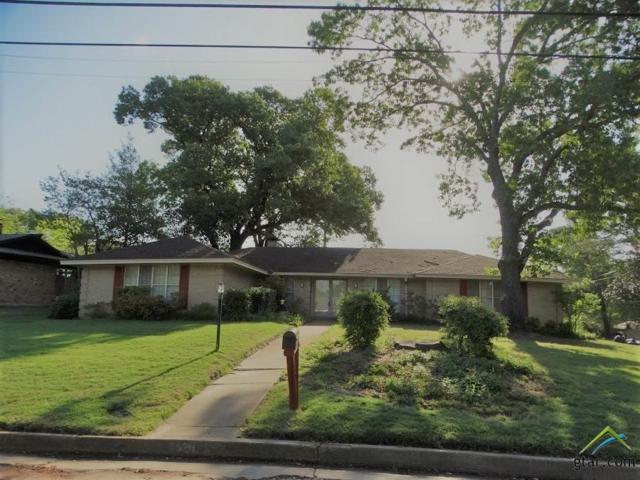 3820 Darrell Lane, Tyler, TX 75701 (MLS #10093591) :: RE/MAX Professionals - The Burks Team