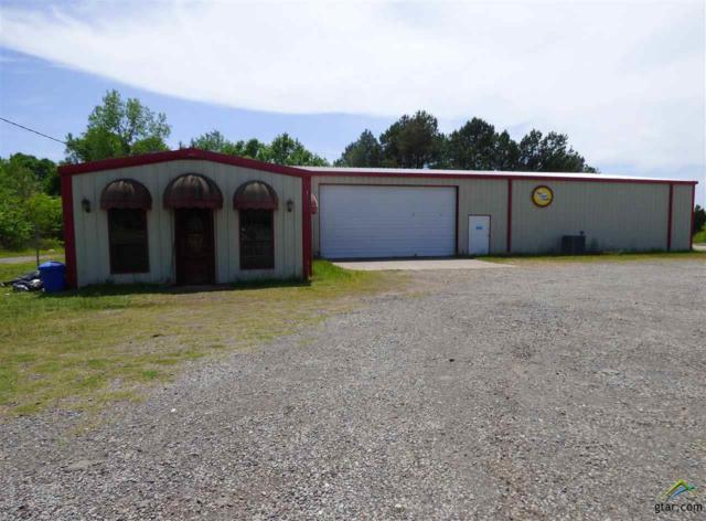 5255 S Frontage Rd., Winfield, TX 75493 (MLS #10093617) :: RE/MAX Impact