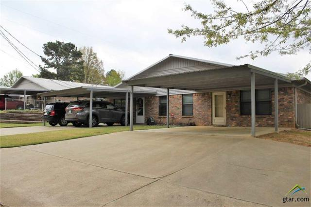 503 Hickory Street, Queen City, TX 75572 (MLS #10093711) :: The Wampler Wolf Team