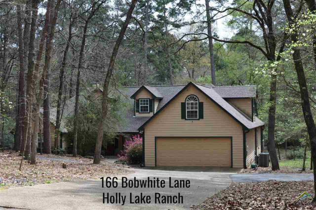 166 Bobwhite Lane, Holly Lake Ranch, TX 75765 (MLS #10093755) :: RE/MAX Impact