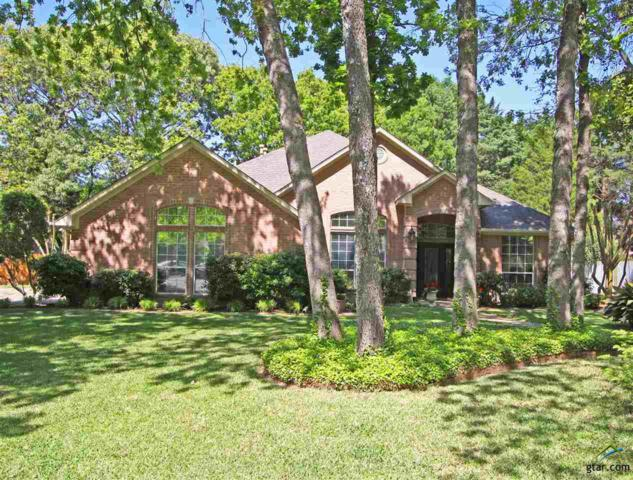4118 Hollow Oak Circle, Tyler, TX 75707 (MLS #10093793) :: RE/MAX Professionals - The Burks Team