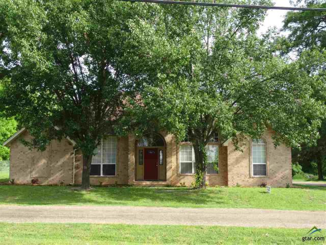 101 Third St, Omaha, TX 75571 (MLS #10093828) :: The Wampler Wolf Team