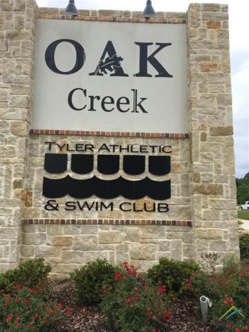 7334 Simms Creek Ct, Tyler, TX 75703 (MLS #10093942) :: RE/MAX Professionals - The Burks Team