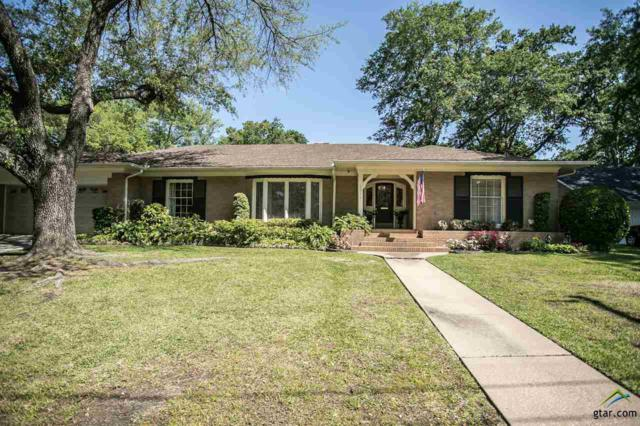 2006 Sterling Dr., Tyler, TX 75701 (MLS #10094107) :: RE/MAX Professionals - The Burks Team