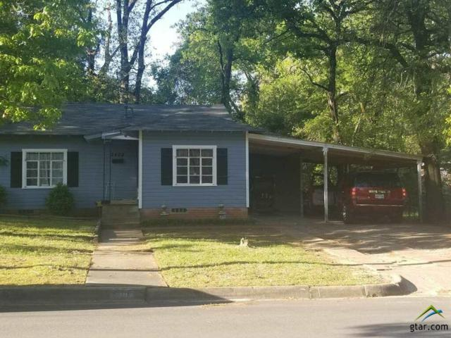 2406 Pineburr Rd, Tyler, TX 75702 (MLS #10094599) :: RE/MAX Professionals - The Burks Team