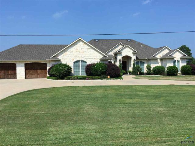 2612 N Jefferson Ave, Mt Pleasant, TX 75455 (MLS #10094745) :: RE/MAX Professionals - The Burks Team