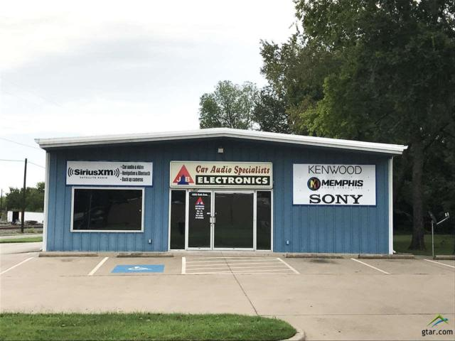 406 Oak Avenue, Sulphur Springs, TX 75482 (MLS #10094950) :: The Wampler Wolf Team