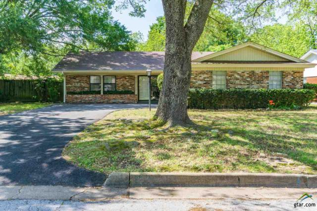 2725 Anita Ln, Tyler, TX 75701 (MLS #10094972) :: The Wampler Wolf Team