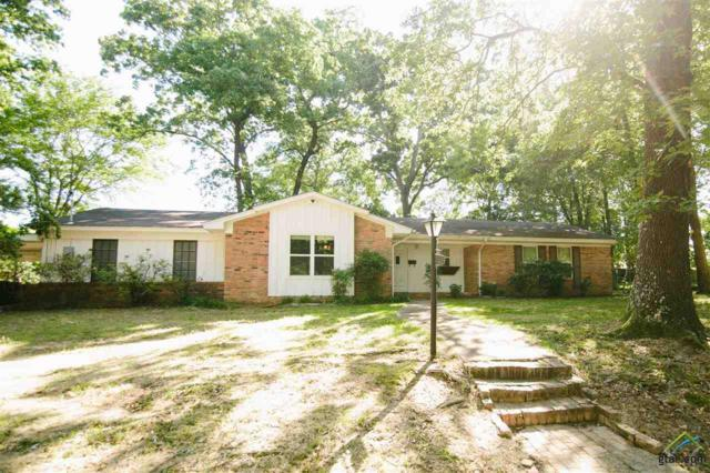 2110 Inwood Lane, Tyler, TX 75701 (MLS #10095025) :: RE/MAX Impact
