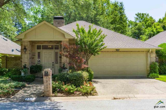 3314 Parliament, Tyler, TX 75701 (MLS #10095045) :: RE/MAX Impact